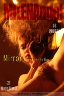 Milena in Mirror, Mirror gallery from MILENA ANGEL by Erik Latika