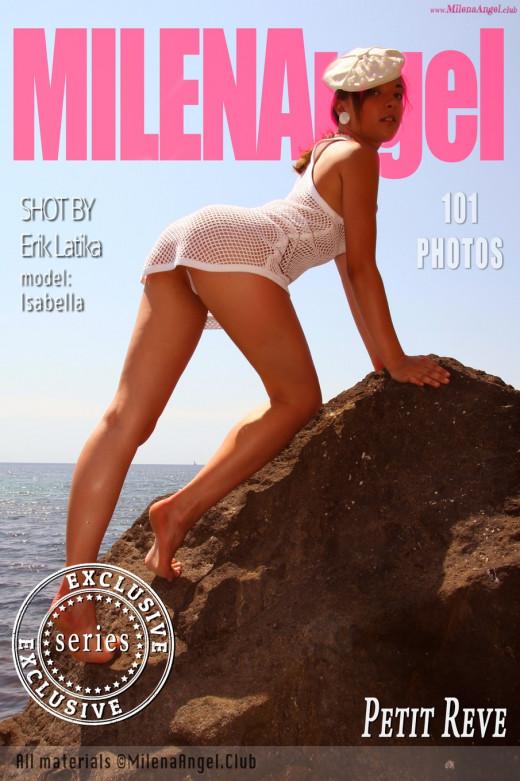 Isabella in Petit Reve gallery from MILENA ANGEL by Erik Latika