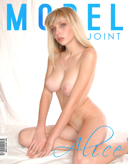 Alice - `Showing My Best` - for MODELJOINT