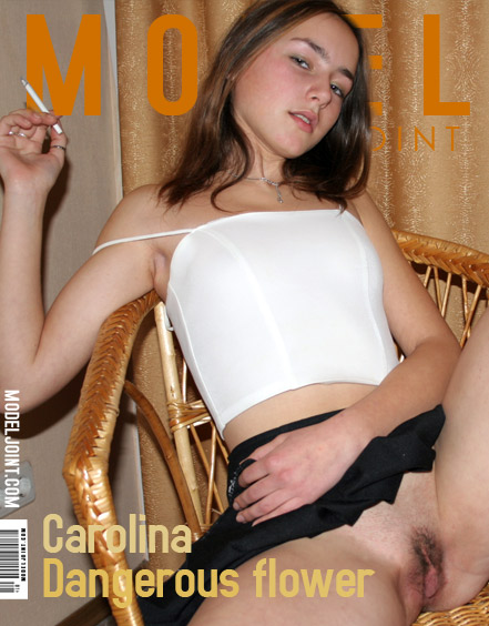 Carolina - `Dangerous Flower` - for MODELJOINT