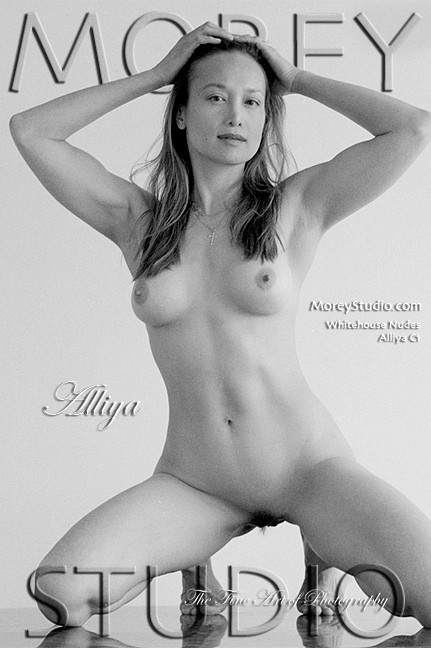 Alliya - `C1 - Whitehouse Nudes` - by Craig Morey for MOREYSTUDIOS