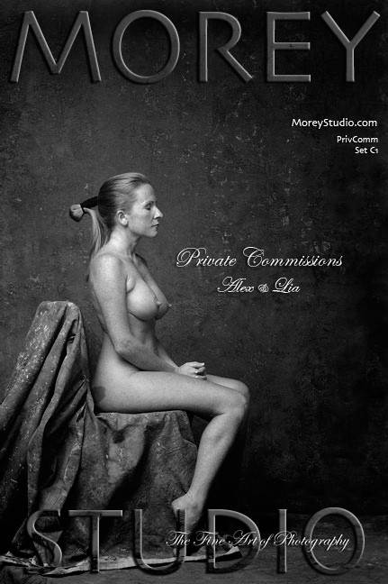 Alex & Lia - `C1 - Private Commisions` - by Craig Morey for MOREYSTUDIOS
