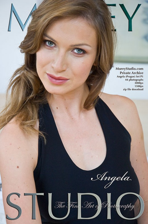 Angela - `P1` - by Craig Morey for MOREYSTUDIOS