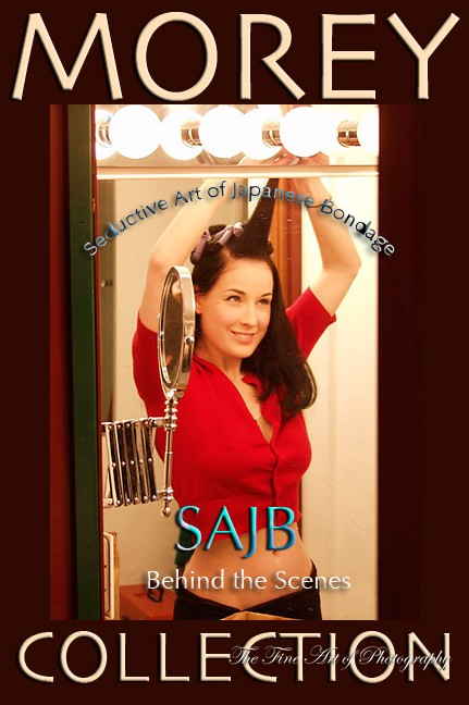 Dita Von Teese & Midori - `SAJB - Behind The Scenes` - by Craig Morey for MOREYSTUDIOS