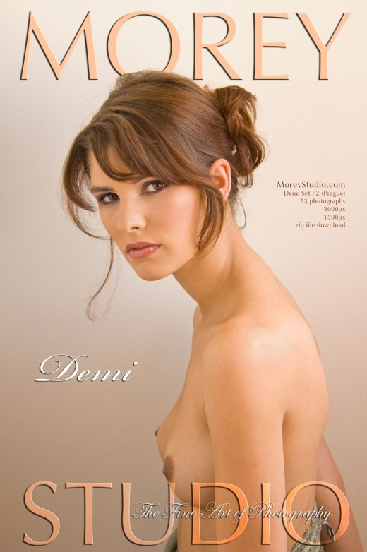 Demi - `P2` - by Craig Morey for MOREYSTUDIOS