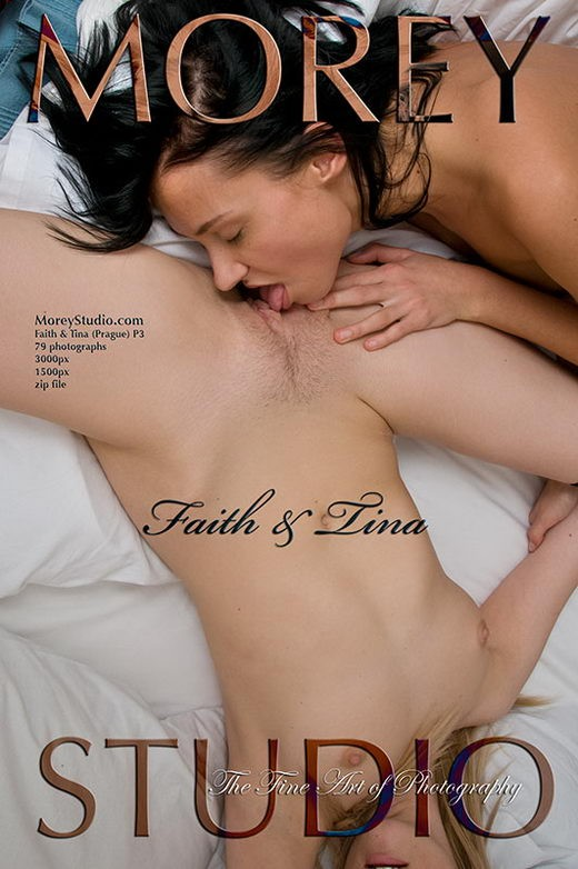Faith & Tina - `P3` - by Craig Morey for MOREYSTUDIOS