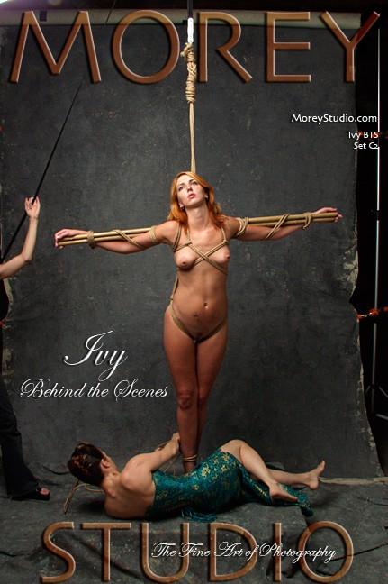 Ivy - `C2 - Behind The Scenes` - by Craig Morey for MOREYSTUDIOS