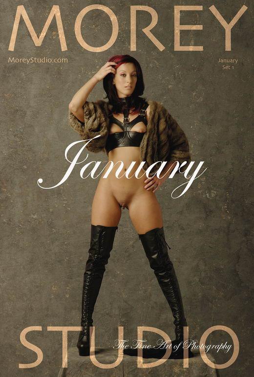 January - `C1` - by Craig Morey for MOREYSTUDIOS