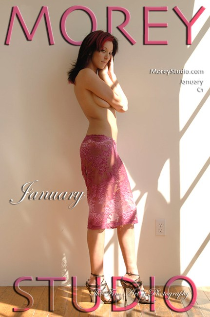 January - `C1` - by Craig Morey for MOREYSTUDIOS