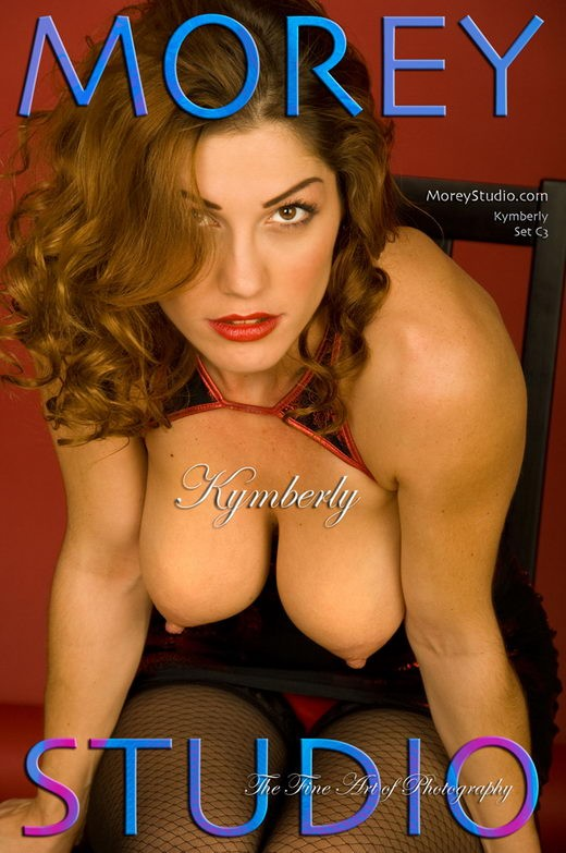 Kymberly - `C3` - by Craig Morey for MOREYSTUDIOS