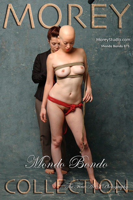 Kumi & Midori - `Mondo Bondo - BTS` - by Craig Morey for MOREYSTUDIOS