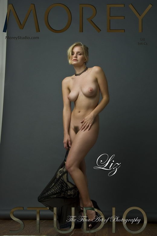Liz - `C3` - by Craig Morey for MOREYSTUDIOS