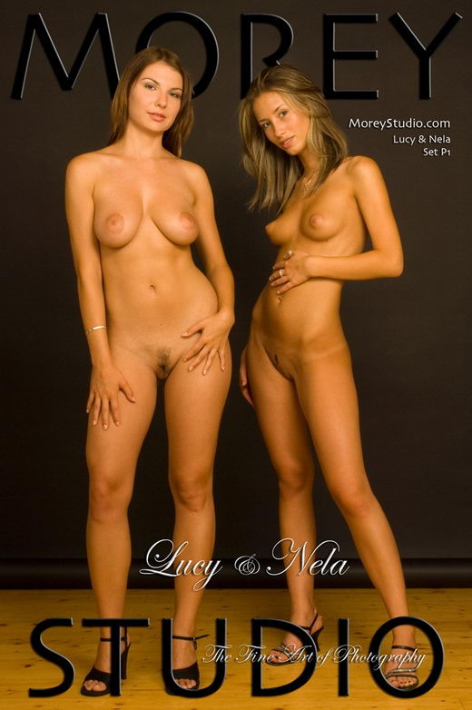 Lucy & Nela - `P1` - by Craig Morey for MOREYSTUDIOS