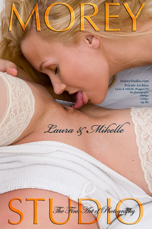 Laura & Mikelle - `P2` - by Craig Morey for MOREYSTUDIOS