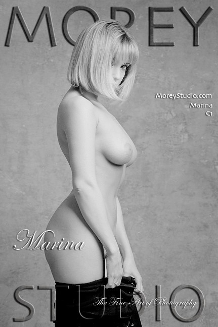 Marina - `C1` - by Craig Morey for MOREYSTUDIOS