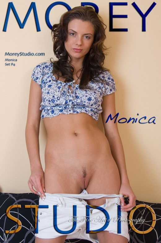 Monica - `P4` - by Craig Morey for MOREYSTUDIOS