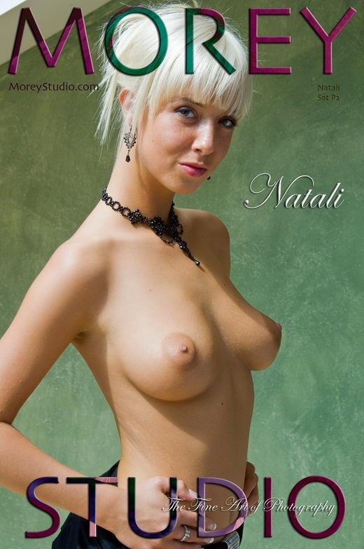 Natali - `P2` - by Craig Morey for MOREYSTUDIOS