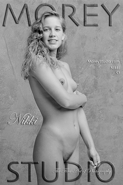 Nikki - `C1` - by Craig Morey for MOREYSTUDIOS
