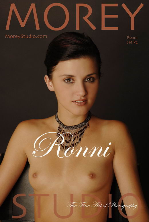 Ronni - `P2` - by Craig Morey for MOREYSTUDIOS