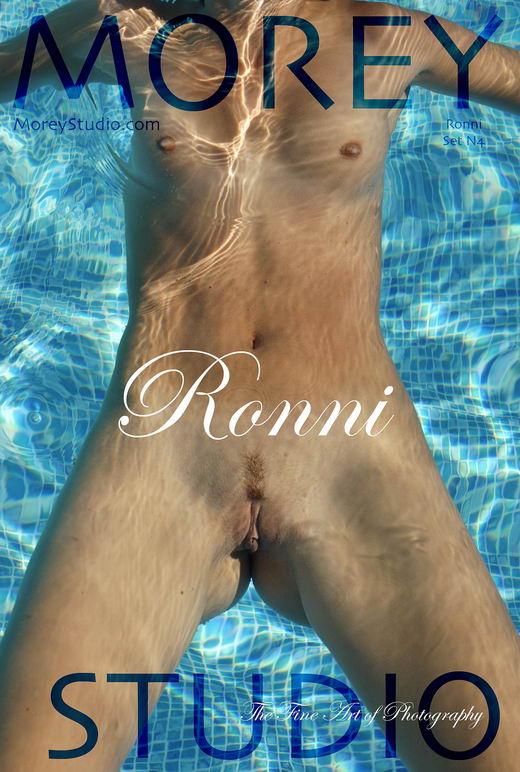 Ronni - `N4` - by Craig Morey for MOREYSTUDIOS