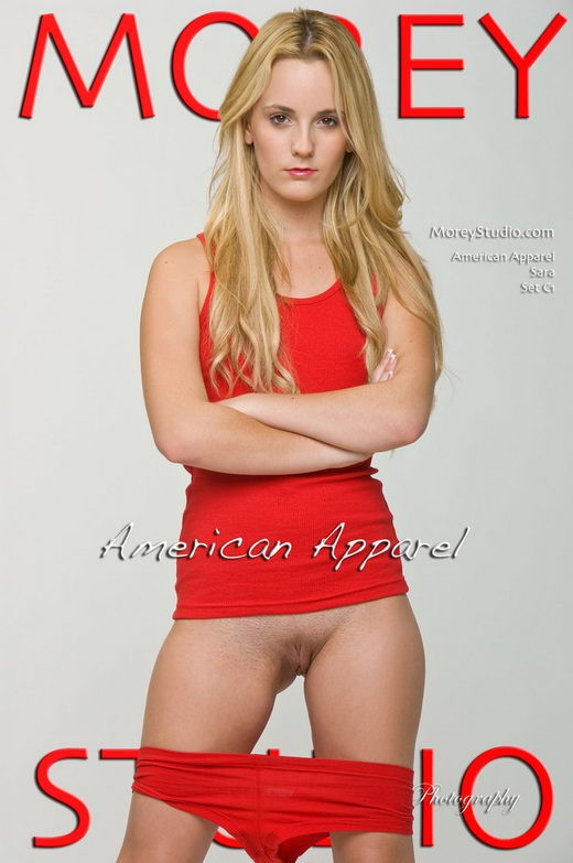Sara Jaymes - `C1 - American Apparel` - by Craig Morey for MOREYSTUDIOS