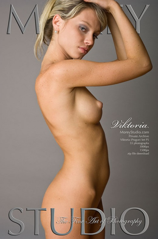 Viktoria - `P5` - by Craig Morey for MOREYSTUDIOS
