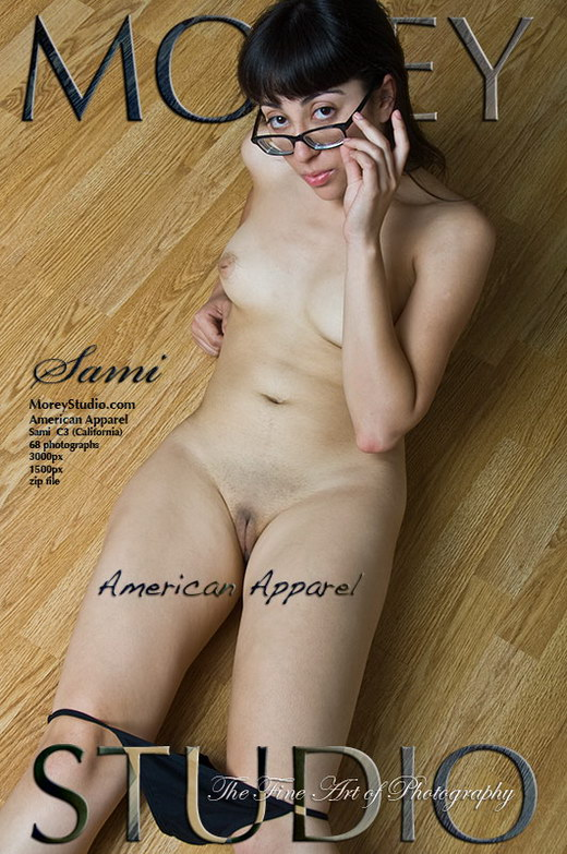 Sami - `C3 - American Apparel` - by Craig Morey for MOREYSTUDIOS2