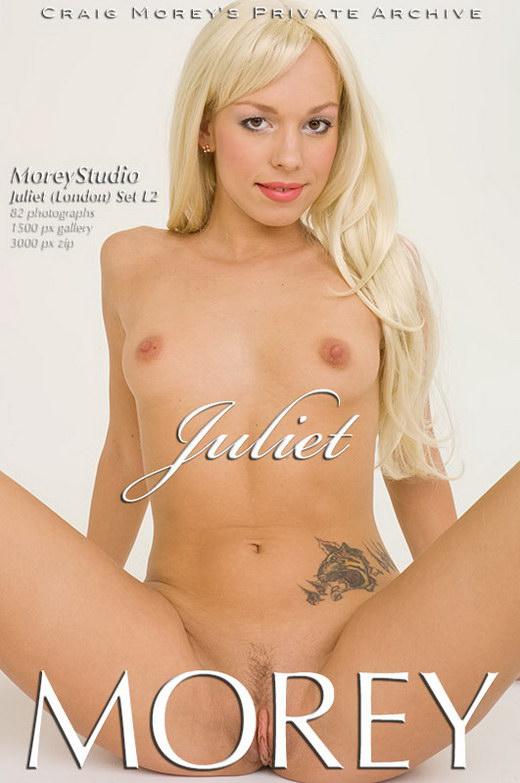 Juliet - `L2` - by Craig Morey for MOREYSTUDIOS2