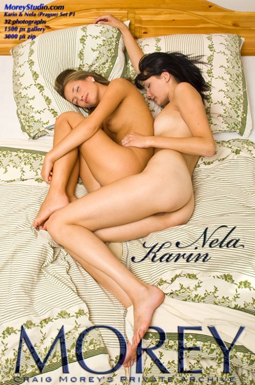 Karin & Nela - `P1` - by Craig Morey for MOREYSTUDIOS2