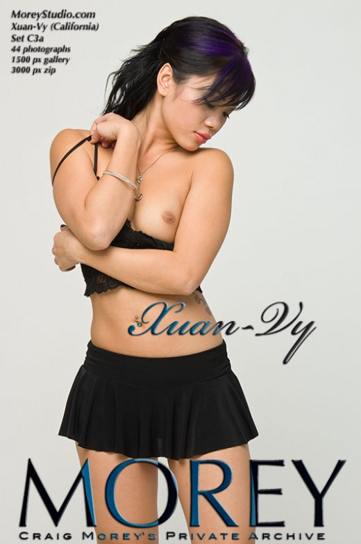 Xuan-Vy - `C3A` - by Craig Morey for MOREYSTUDIOS2