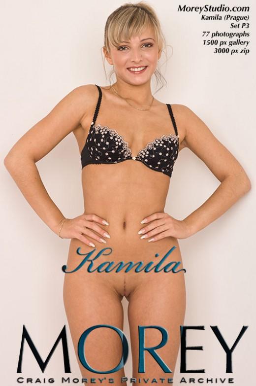 Kamila - `P3` - by Craig Morey for MOREYSTUDIOS2