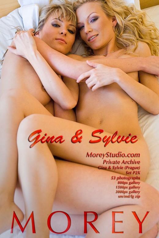 Gina & Sylvie - `P2X` - by Craig Morey for MOREYSTUDIOS2