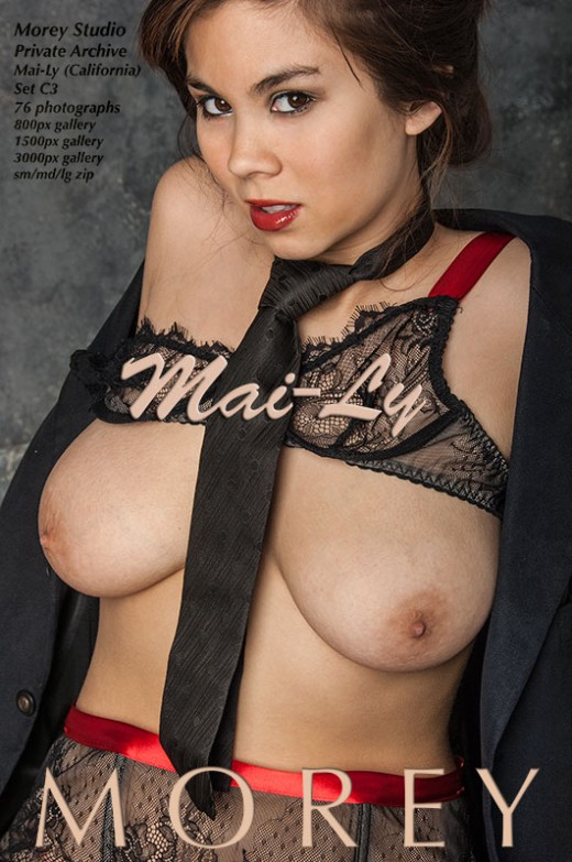 Mai-Ly - `C3` - by Craig Morey for MOREYSTUDIOS2