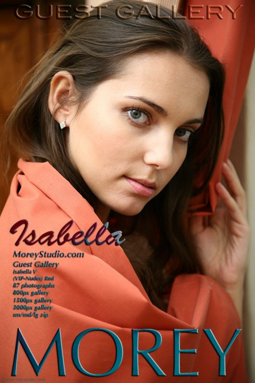 Isabella - `Guest Gallery ( VIP-Nudes) - Red` - by Craig Morey for MOREYSTUDIOS2