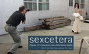 Alix, Anne, Emily, Helena, Tess in Sexcetera BTS 2 video from MOREYSTUDIOS2 by Craig Morey