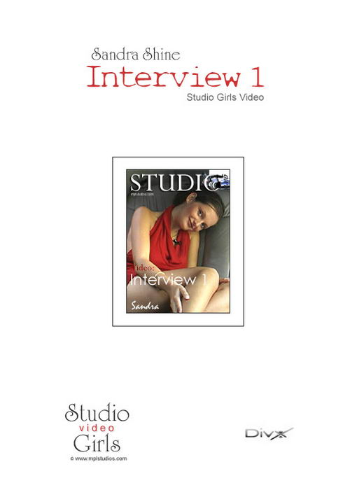Sandra Shine - `Interview 1` - for MPLSTUDIOS