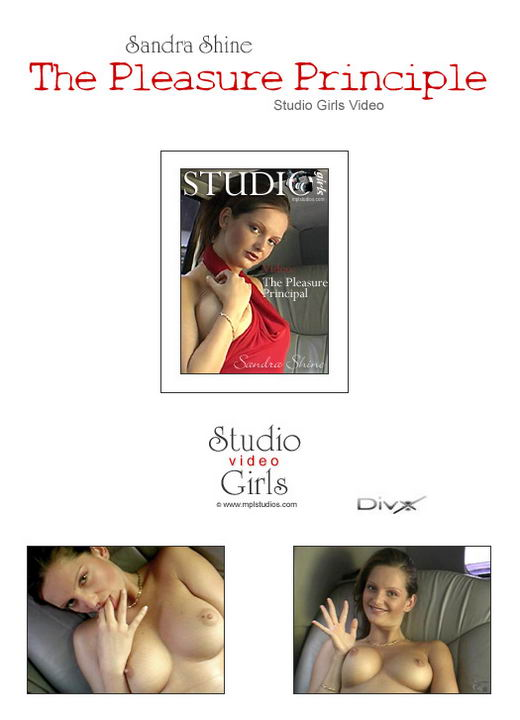 Sandra Shine - `The Pleasure Principle` - for MPLSTUDIOS