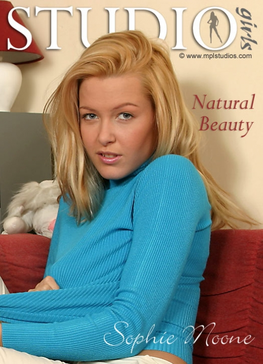 Sophie Moone in Natural Beauty gallery from MPLSTUDIOS