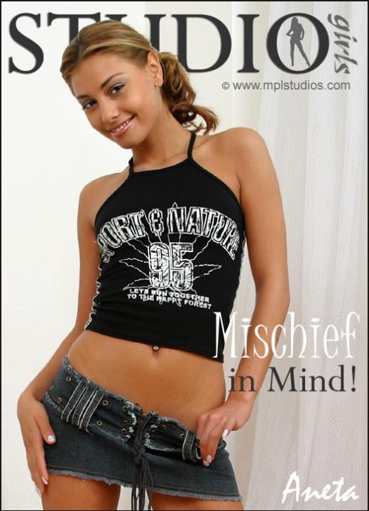 Aneta Keys - `Mischief In Mind` - for MPLSTUDIOS