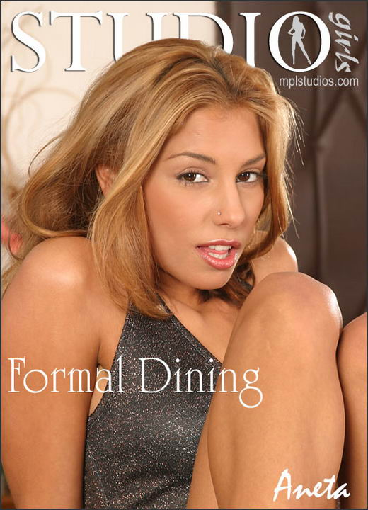 Aneta Keys - `Formal Dining` - for MPLSTUDIOS