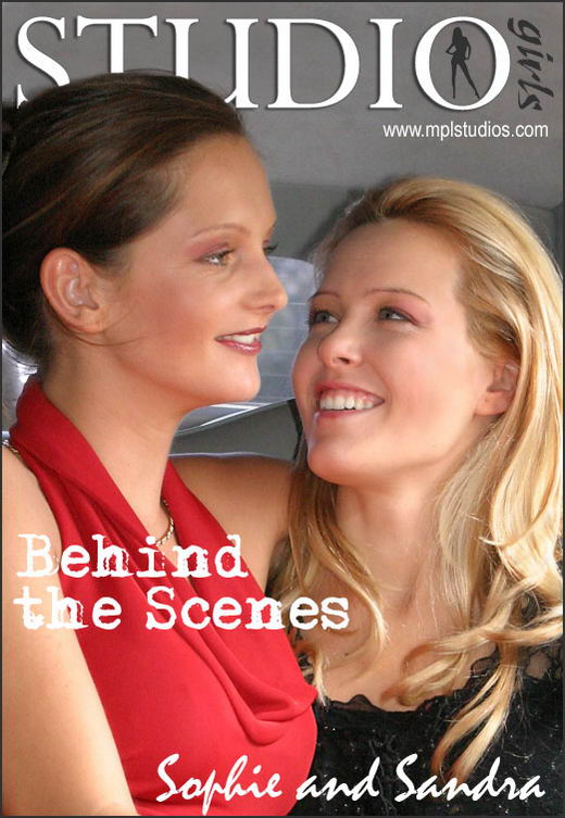 Sophie And Sandra - `Behind The Scenes` - for MPLSTUDIOS