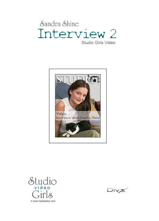 Sandra Shine in Interview 2 video from MPLSTUDIOS