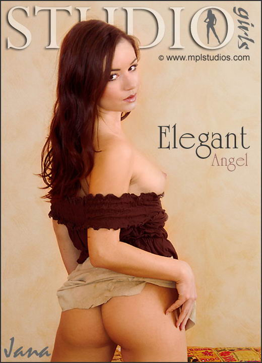 Jana - `Elegant Angel` - by Chris Danneffel for MPLSTUDIOS