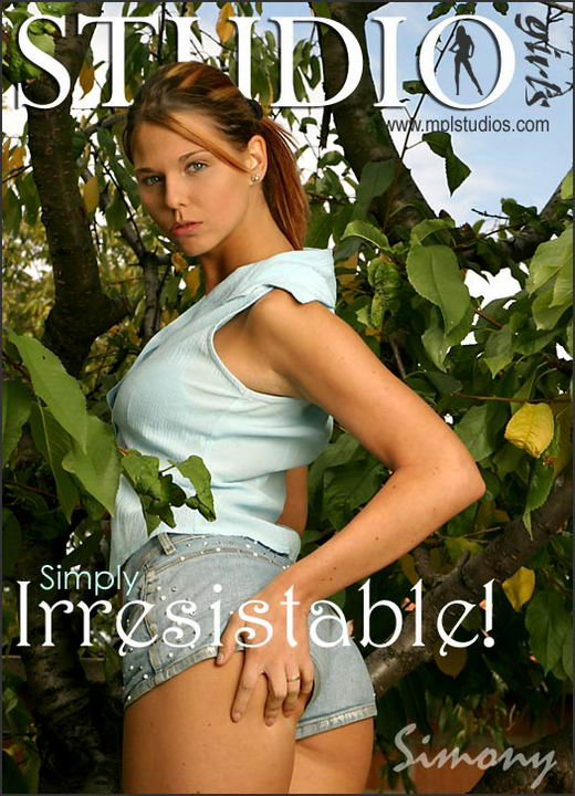 Simony - `Simply Irresistible` - for MPLSTUDIOS