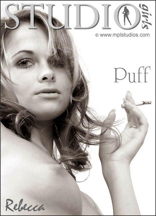 Rebecca - `Puff` - for MPLSTUDIOS