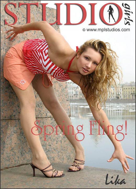 Lika - `Spring Fling` - by Alexander Fedorov for MPLSTUDIOS
