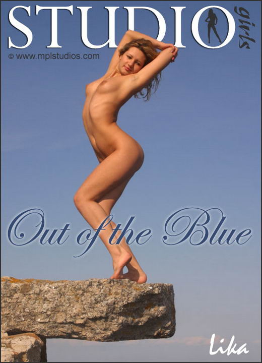Lika - `Out Of The Blue` - by Alexander Fedorov for MPLSTUDIOS