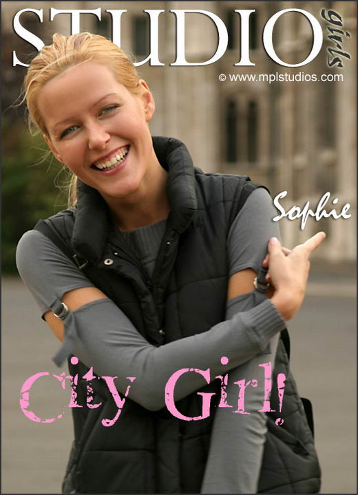 Sophie Moone in City Girl gallery from MPLSTUDIOS