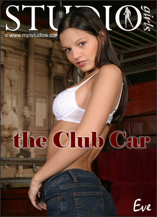 Eve Angel in The Club Car gallery from MPLSTUDIOS