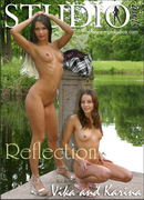 Vika & Karina in Reflection gallery from MPLSTUDIOS by Alexander Fedorov